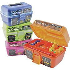 SouthBend Wrmgr 88Pc Tackle Box