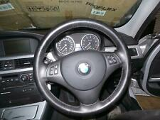 BMW 3 SERIES STEERING WHEEL LEATHER, MULTIFUNCTION, E90, 03/05-08/08 05 06 07 08