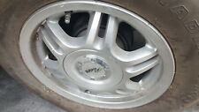 Pacer 13 inch 12 Spoke Wheel Rim Universal Alloy with tires P185/80R13