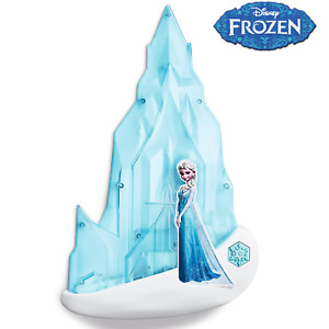 3D LED Wall Light Frozen Elsa Disney Battery Operated Wall Mounted Nightlight