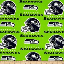 """NFL SEATTLE SEAHAWKS  FOOTBALL SKINNY CURTAIN  APPROXIMATELY 28"""" W X 63"""" L"""
