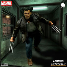 MEZCO - Logan One:12 Collective Action Figure [IN STOCK] • NEW & OFFICIAL •