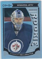 15/16 OPC...CONNOR HELLEBUYCK...MARQUEE ROOKIE...RAINBOW...CARD # U47...JETS