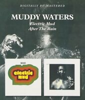 MUDDY WATERS - ELECTRIC MUD/AFTER THE RAIN  CD NEU