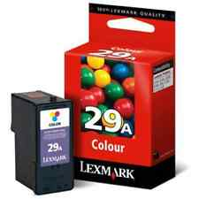 GENUINE LEXMARK 29A COLOUR CARTRIDGE Z1300 X2510 X2550 2YR GUARANTEE FASTPOSTAGE