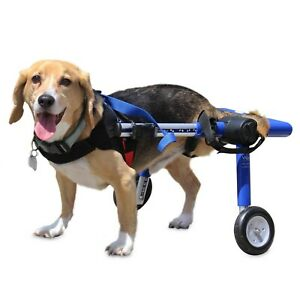 Dog Wheelchair - For Medium Dogs 26-50lbs - By Walkin' Wheels