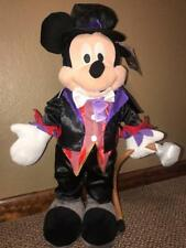 New listing Trick or Treat Gemmy Holiday Greeter Mickey Mouse Magician Halloween Decoration