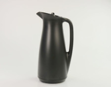 Tupperware ThermoTup 1L/Insulated  Pitcher  Coffee Tea Hot Black New
