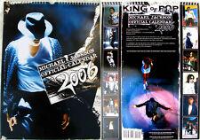 Michael Jackson Calendrier 2006 Calendar Kalender Poster Posters OFFICIAL