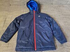 The North Face - gefütterte Hyvent Winterjacke - - Gr. XL (16-18 Jahre) - Blau