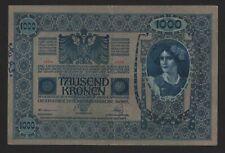 AUSTRIA 1000 KRONEN 1902