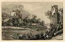 102 Passage D Une Riviere 1796 Photo Print A4