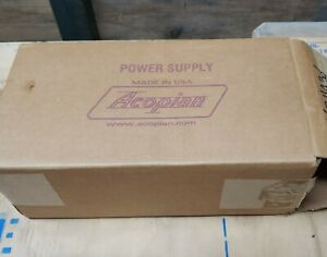 Acopian High Voltage Power Supply Output: 0 to -2kV 30mA  In: 115-125VAC N02HA30