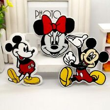 cartoon Disney Mickey iron on/sew on embroidered patches diy Decorate clothes