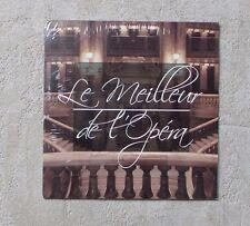 """CD AUDIO MUSIQUE / LE MEILLEUR DE L'OPÉRA """"BIZET, VERDI."""" 11T CD NEUF CARDSLEEVE"""