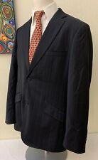 "Ted Baker Endurance Men's Navy Mix Fine Striped Jacket - Chest 42"" 107cm Reg"