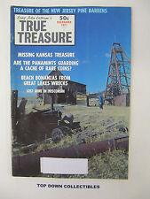 True Treasure Magazine  December 1971   Beach Bonanzas From Great Lakes Wrecks