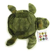 Flat Friends Sea Turtle hand puppet