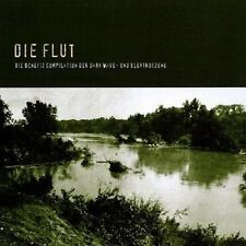 V/A - DIE FLUT - 2CD - Hocico, VNV Nation, Covenant, Blutengel, Diary of Dreams