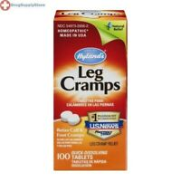 Hylands Leg Cramp Tablet 100ct
