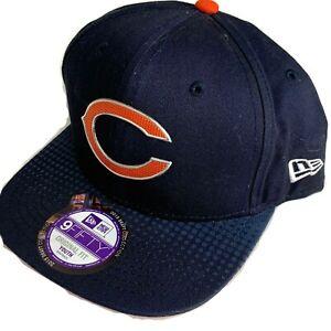 New Era 9Fifty MLB Chicago Bears Football NFL Snapback Hat YOUTH Size 2015 Draft