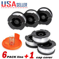 6X 30ft for BLACK+DECKER AF-100-3ZP Weed Eater String Trimmer  Spool Line