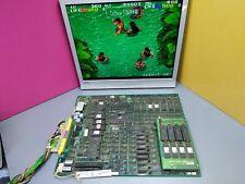 IKARI III THE RESCUE by SNK, Arcade PCB, JAMMA, ORIGINAL, MADE IN JAPAN, 1989