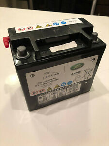 Jaguar/Land Rover OEM Start Stop Battery CX23-10C655-AC 12V 14Ah 200A Exide
