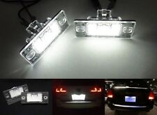 License Plate LED Light No Error For Porsche Cayenne 955 957 VW Touareg Passat