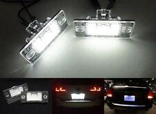 License Plate LED Light No Error For Porsche Cayenne 955 957 VW Touareg Passat