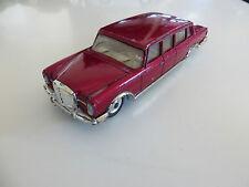 Corgi Toys 247 Mercedes-Benz 600 Pullman in good original condition