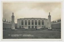 AK Antwerpen 1930  - Feestpaleis (N483)