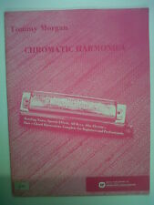 accordeon TOMMY MORGAN chromatic harmonica