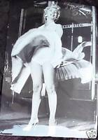 Marilyn Monroe Nostalgie Blechschild 40x60cm Deko Bar Hollywood USA Kult Vintage