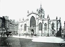 Ecosse St Giles Holyrood Chapel photos originales