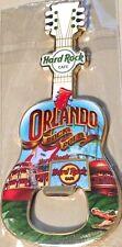 Hard Rock Cafe ORLANDO 2014 Guitar MAGNET Bottle Opener V14 City Tee Shirt NEW!