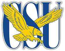 "Coppin State Eagles NCAA Vinyl Car Bumper Vinyl Sticker Decal 5""X4"""