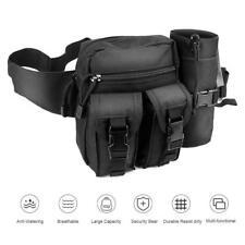 Tactical Waist Bag Waterproof Bum bag Military Waist Utility Belt Water Bottle