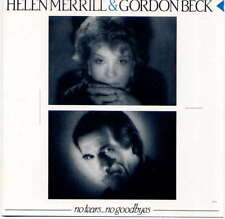 HELEN MERRILL & GORDON BECK -  No tears … no goodbyes - CD album