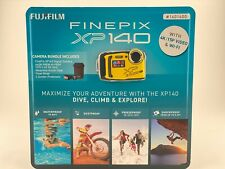 New Sealed Fujifilm Finepix XP140 Digital Camera WiFi 4K Waterproof Shockproof