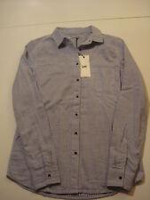 Lee One Pocket Shirt Hemd Gr. S Blue Flash *NEU*