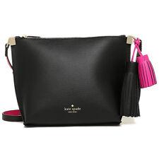 Kate Spade Bag WKRU3831 Pepper Foster Court Crossbody Bag Black Paypal Agsbeagle
