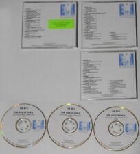 Digable Planets, Kool G Rap, US3, Heavy D, Nice & Smooth - U.S. promo 3 cd
