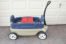 Step2 Whisper Ride Touring Wagon - Kids Wagon without Canopy