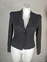 Simply Styled Soft Womens Blazer  Size L Petite NWT 87% rayon