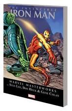 MARVEL MASTERWORKS INVINCIBLE IRON MAN VOL #3 TPB Tales of Suspense Comics TP