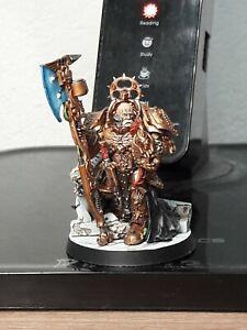 Adeptus Custodes Painted Captain-general Legio Custodes Tribune Ixion