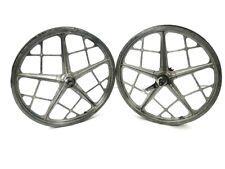 Old School Bmx Products Mongoose Motomag Ii Wheels Pair Coaster Brake See Photos