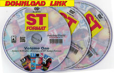 ST FORMAT MAGAZINE Full Collection +Extras PDF DOWNLOAD STE/ST/STFM/Falcon Games