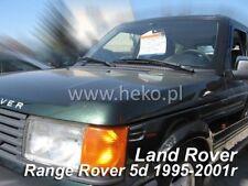 HEKO 27219 Windabweiser 4 teilig LAND ROVER RANGE ROVER II 5 türig Bj. 1994-2002